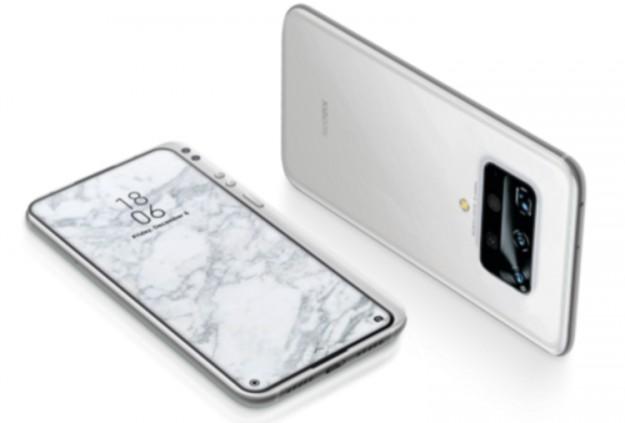 Смартфон Xiaomi Mi MIX 2020 с уникальной конструкцией красуется на рендерах