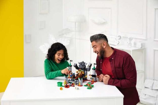 LEGO Group и Nintendo анонсировали приложение и полный ассортимент наборов серии LEGO Super Mario