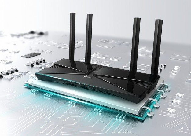TP-Link выводит на украинский рынок доступные гигабитные роутеры с поддержкой стандарта Wi-Fi 6