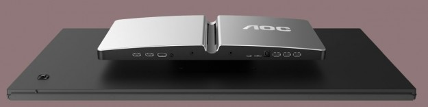 AOC представляет U32U1: премиальный 31,5-дюймовый дисплей с дизайном Studio F. A. Porsche