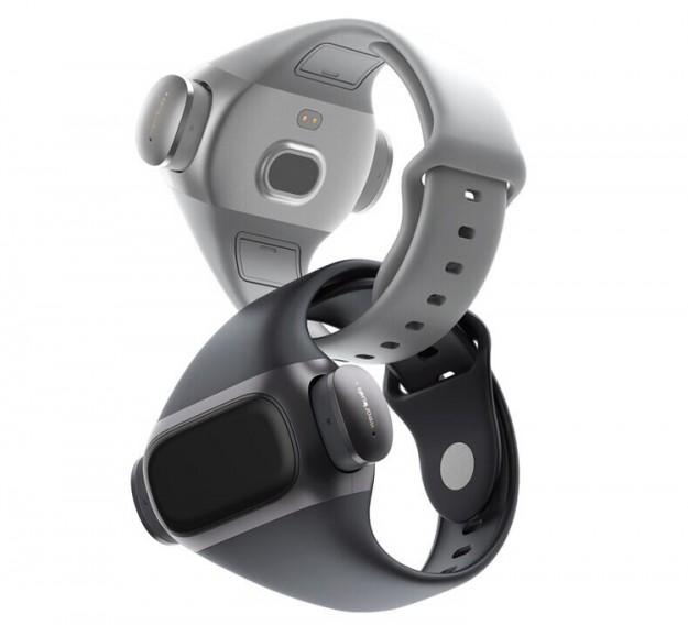 Гаджет Aipower Wearbuds Pro совмещает функции фитнес-браслета и наушников-вкладышей