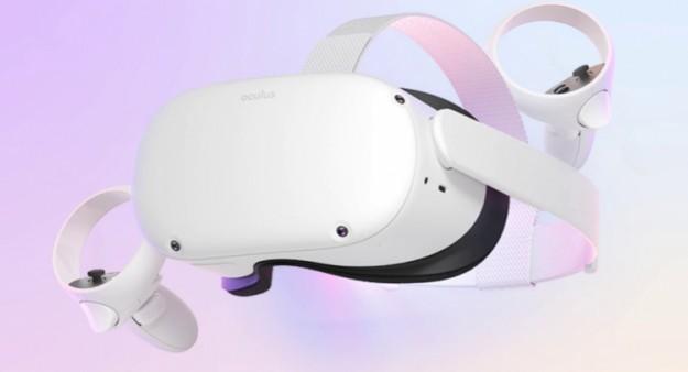 Facebook работает над обновлённой версией VR-шлема Oculus Quest