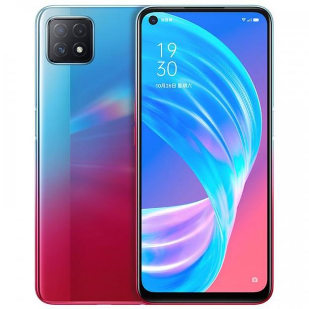 Представлен смартфон OPPO A72 5G с чипом MediaTek Dimensity 720 и 90-Гц экраном