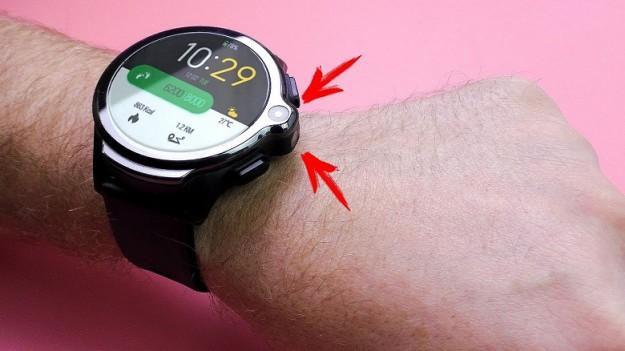 Первые умные часы с Android 10