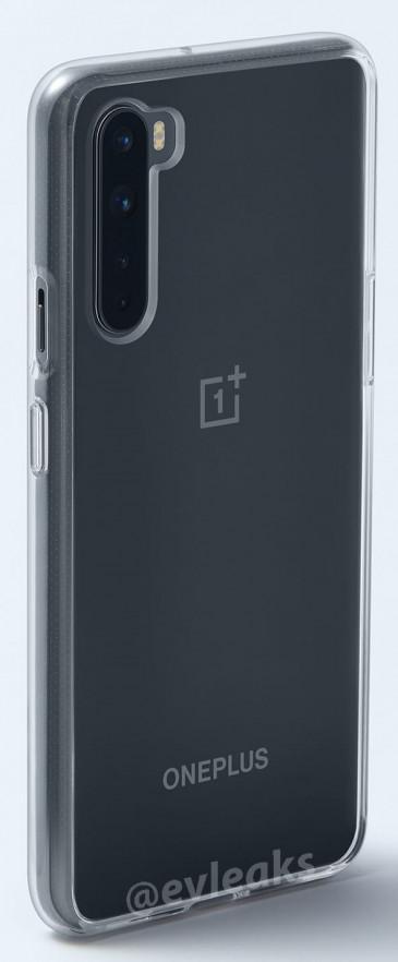 OnePlus Nord во всей красе на качественных рендерах