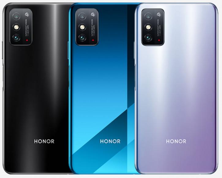 Анонс Honor X10 Max - огромный экран и стерео с 5G и низкой ценой