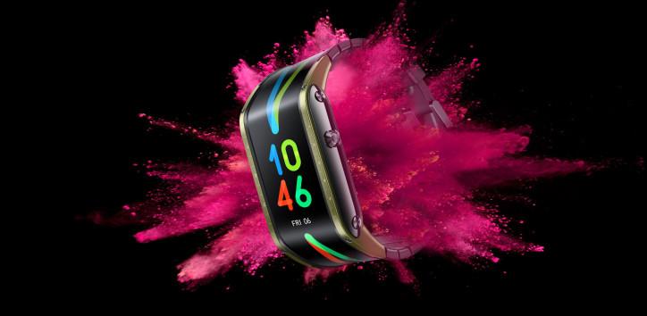 Анонс Nubia Watch: умные часы с 4G и гибким экраном за $257