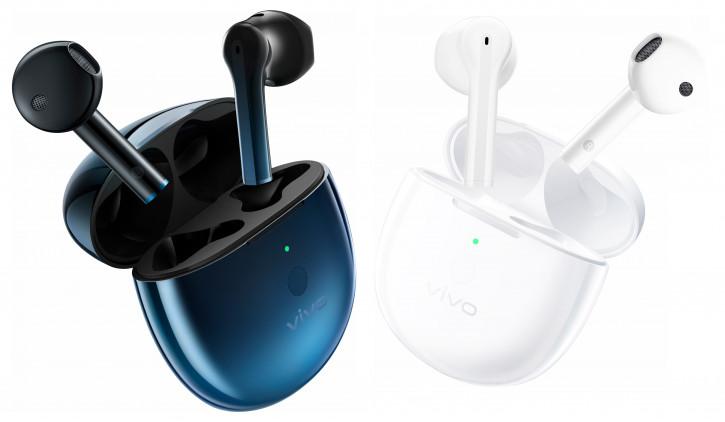Анонс Vivo TWS Neo - легкие наушники с Bluetooth 5.2 и DeepX