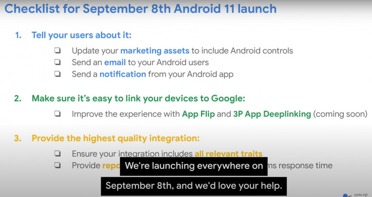 Google раскрыла дату релиза финальной версии Android 11?