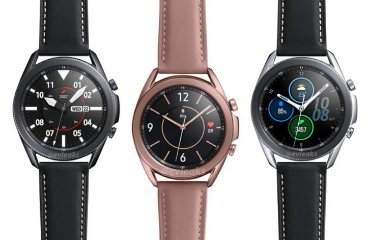 Не дешевле Apple Watch: цены и все версии Samsung Galaxy Watch 3
