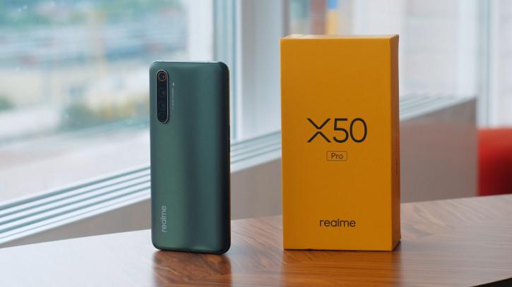 Обзор Realme X50 Pro: «флагман» за «копейки»