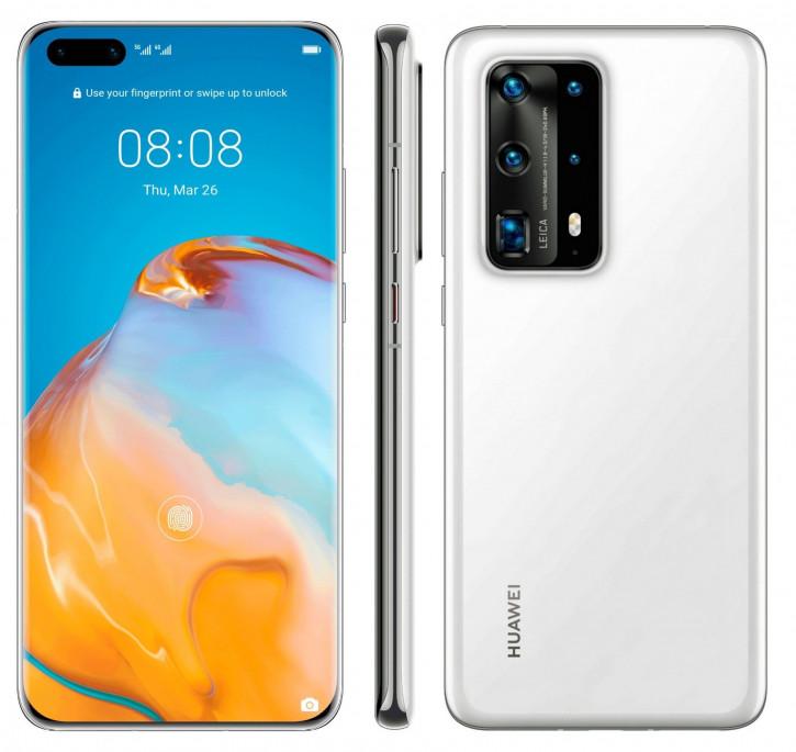 Huawei P40 Pro+ поступил на прилавки РФ со скидкой 10% и подарками