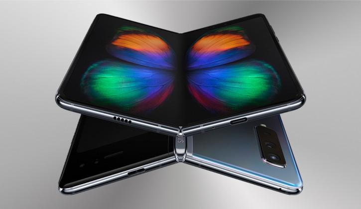 Samsung Galaxy Z Fold 2 откладывается до осени