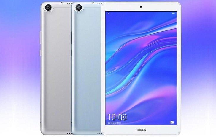 Honor представила недорогие планшеты Tab 6 и Tab X6