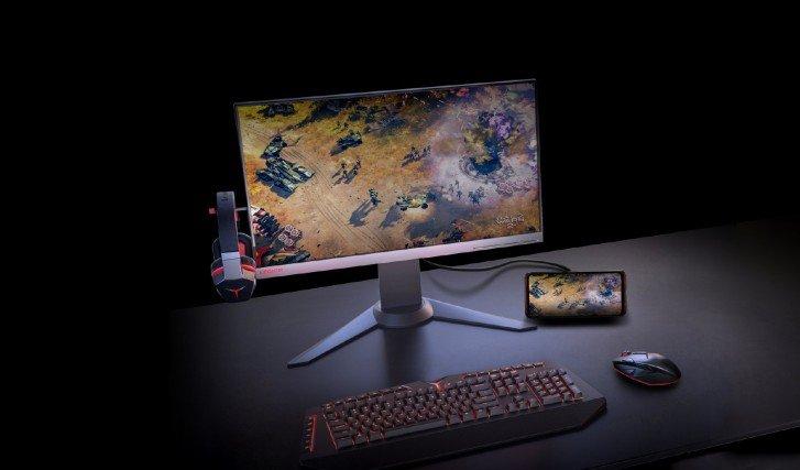Игровой смартфон Lenovo Legion Duel на Snapdragon 865+ представлен официально