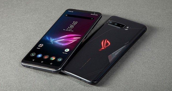 ASUS ROG Phone III представлен официально