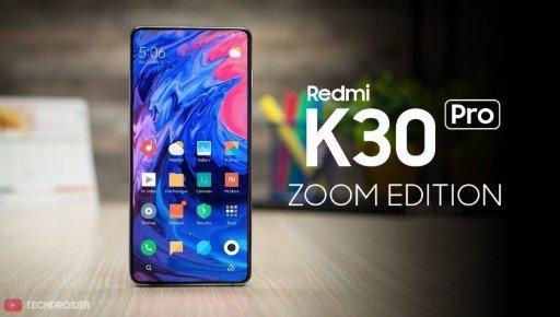 Провели тестирование камеры смартфона Redmi K30 Pro Zoom Edition