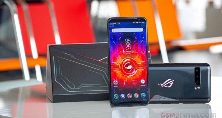 Китайские цены на игровой смартфон ASUS ROG Phone III вас приятно удивят