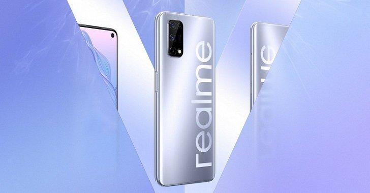 Realme V5 не станет флагманским смартфоном
