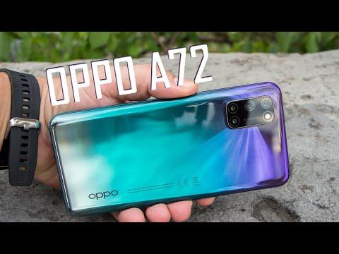 Ночной режим в камерах - ОК! OPPO A72 - красивый 6,5-дюймовым смартфон на Snapdragon. ОППО А72 на видео