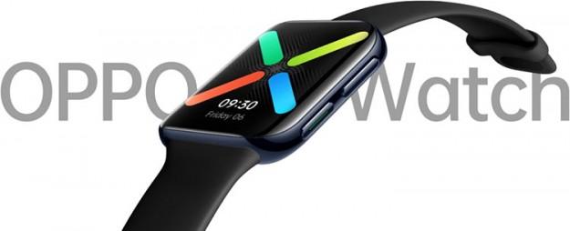 Представлена международная версия часов Oppo Watch: сразу два процессора и WearOS по цене от $200