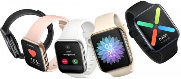 Представлена международная версия часов Oppo Watch: сразу два процессора и WearOS по цене от 0