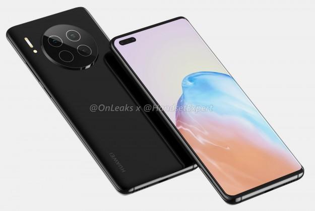 Анонс Huawei Mate 40 отложен до конца октября