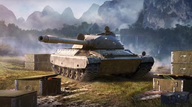 World of Tanks получит крупнейшее обновление года