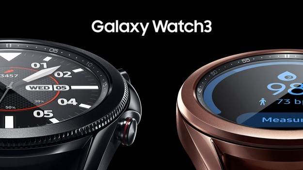 Новые смарт-часы Samsung Galaxy Watch3. Анонс новинки