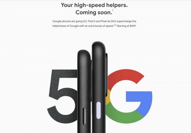 Google решила заменить компактный Pixel 5 на крупный Pixel 5 XL?