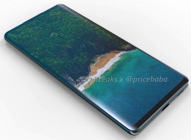 Качественные рендеры не оставляют секретов во внешности Samsung Galaxy S20 Fan Edition