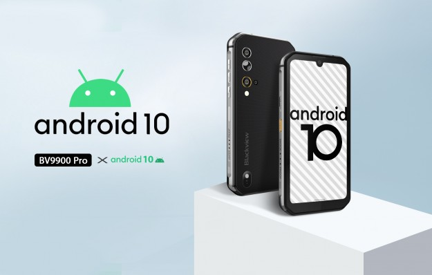 Blackview BV9900 Pro (версия Android 10) вышел на рынок и получил лучшие новые функции Android 10
