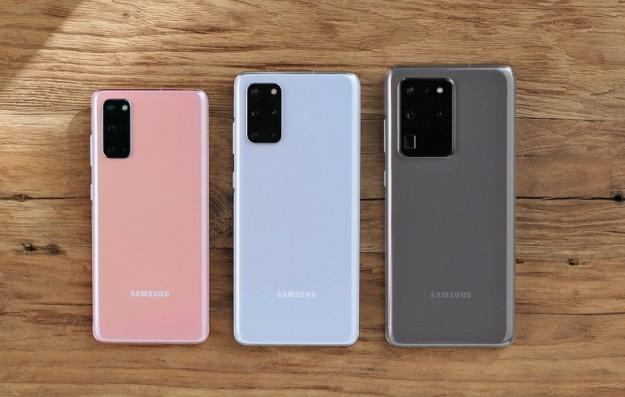 Эти 38 устройств Samsung обновят до Android 13