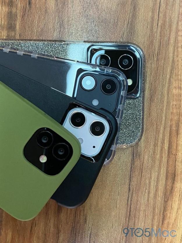 Как настоящие: все iPhone 12 на новой подборке фото