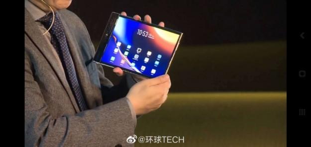 Гибкий Royole FlexPai 2 готовится к выходу в Китае