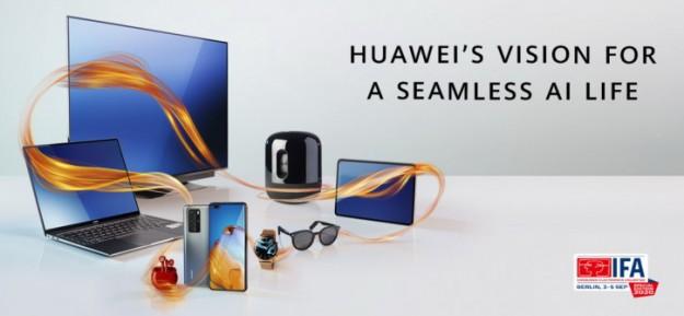Huawei примет участие в IFA 2020: премьера Kirin 9000?