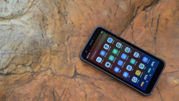 Blackview BV4900 – смартфон «Космическая капсула» доступен на предпродаже за .79 со скидкой 34%