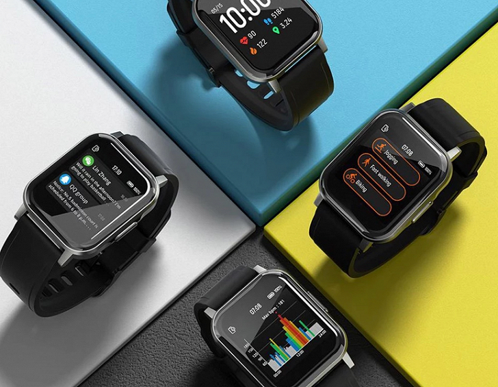 Анонсированы смарт-часы Haylou Smart Watch 2 по цене 20 долларов