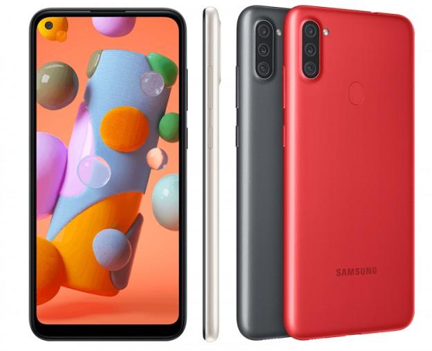 Бюджетный смартфон Samsung Galaxy A12 получит до 64 Гбайт флеш-памяти и ёмкую батарею