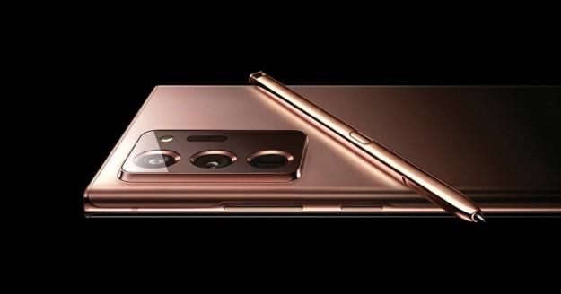 Результаты Samsung Galaxy Note20 и Note20 Ultra удивляют