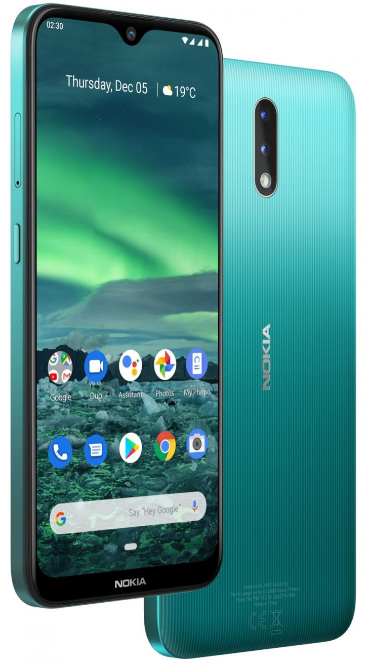 Nokia 2.4: первые подробности по новой ультрабюджетке