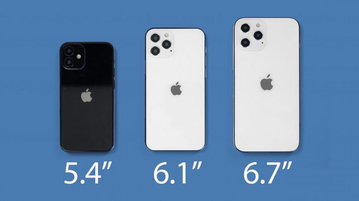 Две модели iPhone 12 поступят в продажу значительно позже