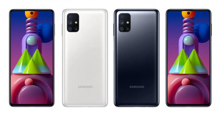 Монстр на 7000 мАч с 3,5 мм и 64 Мп: всё о Samsung Galaxy M51