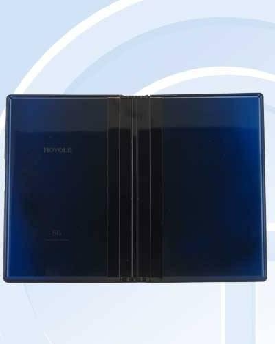 Royole FlexPai 2 в TENAA: характеристики и фото