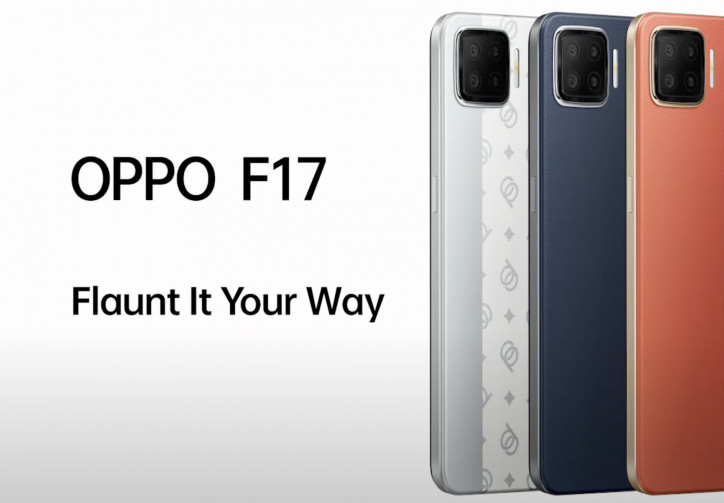 Странные характеристики ультратонких OPPO F17 и F17 Pro