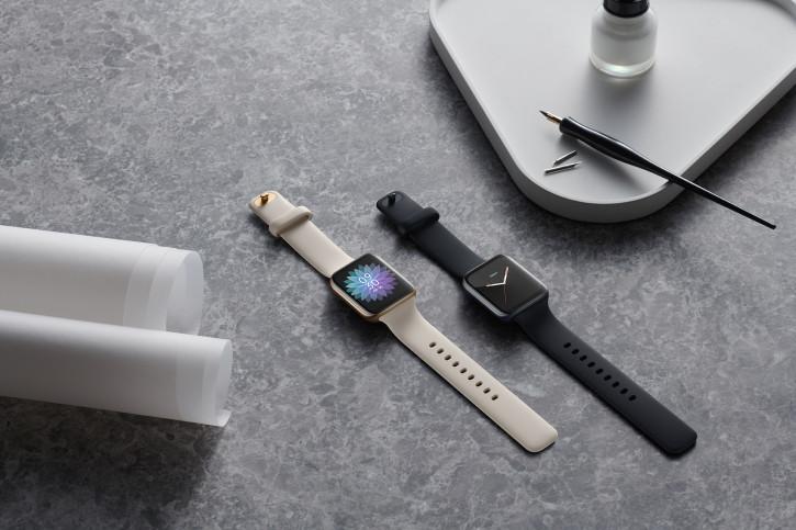 Умные часы OPPO Watch приехали в Россию (цены)