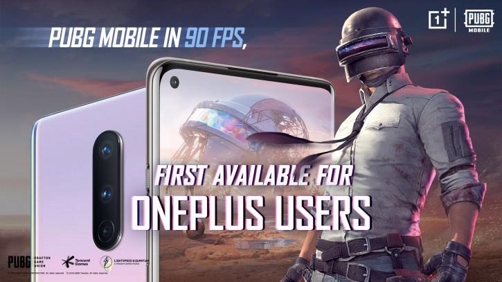 В игре PUBG Mobile стал доступен 90-Гц режим на устройствах OnePlus
