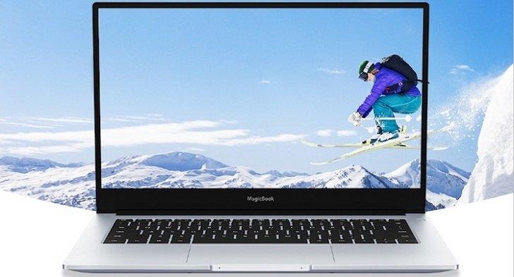 Honor MagicBook 14 SE представлен официально
