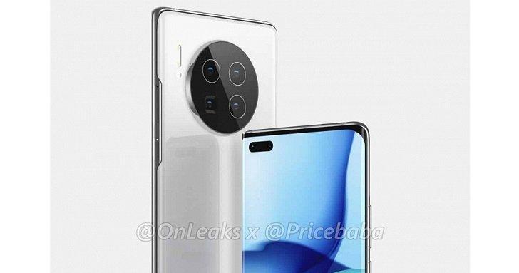 Стали известны цены Huawei Mate 40 Pro