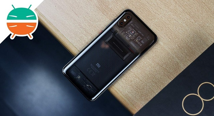 Xiaomi Mi 8 Pro получил прошивку MIUI 12